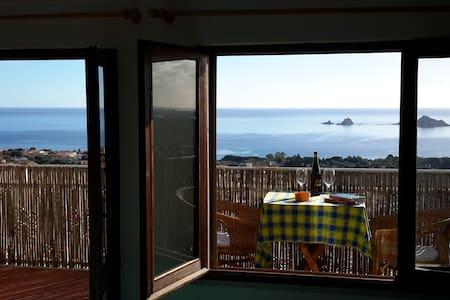 "Il Faro ""Alba"" - Santa Maria Navarrese - ที่พักพร้อมอาหารเช้า"