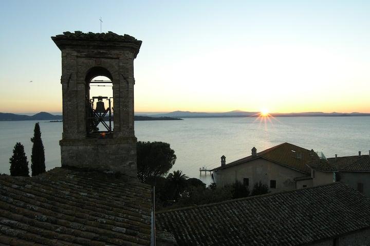 Grazioso appartamento al centro del borgo antico