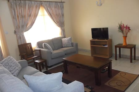 Fully Furnished (2br) Apartment. Secure, Serene