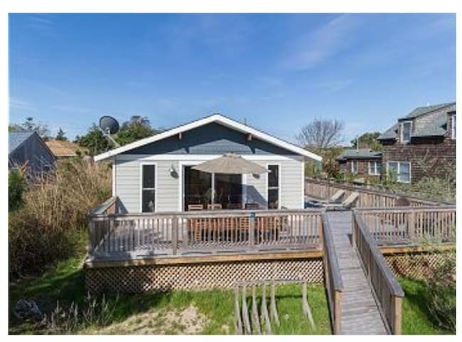 11 Cayuga - Stunning Ocean Bay Park 4 Bedroom Retreat With a Large Deck