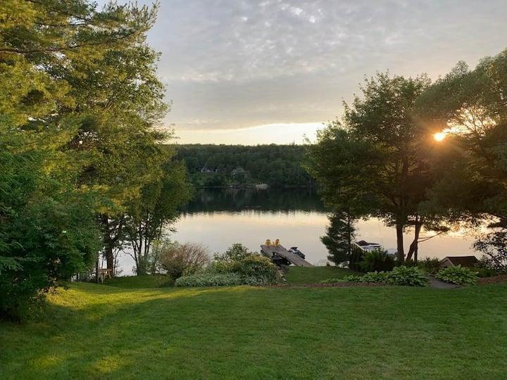 Lovely Lakeside