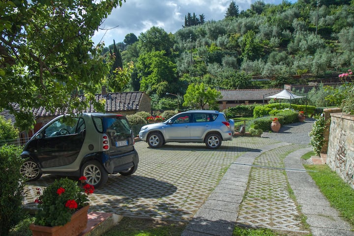 Porta Castellana B&B with garden