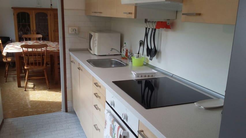 Residenza Lilia 1° piano - Premosello-chiovenda - Apartamento