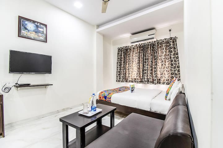 Marvel Stays; Best quality rooms in Nashik