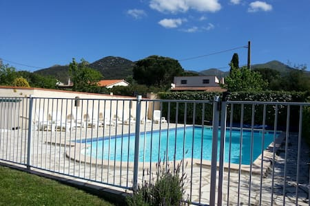 Luxury detached villa with pool - Laroque-des-Albères