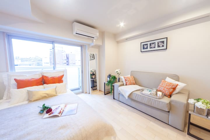 HIROO SHIBUYA *Designer* + wifi 15 - Minato-ku - Lägenhet