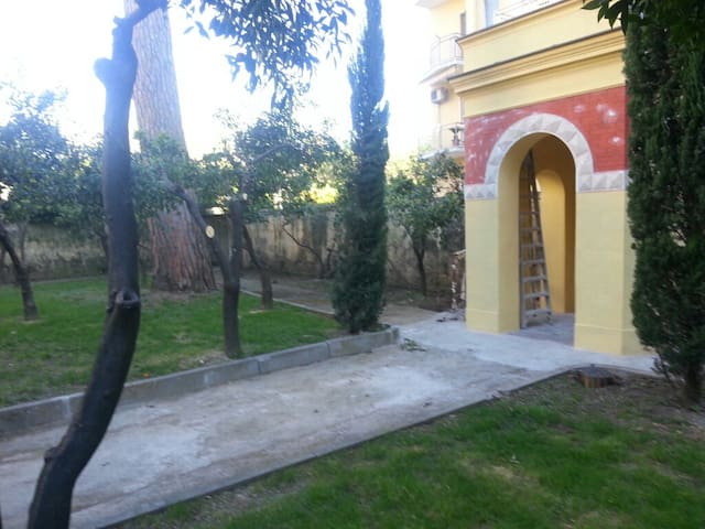 Terrace on garden - Caserta - Talo