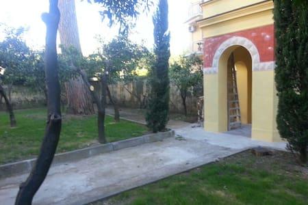 Terrace on garden - Caserta - Ház