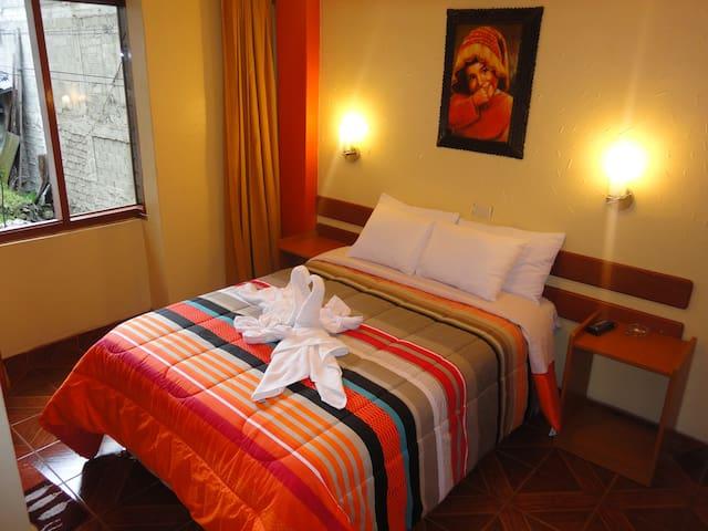Habitacion Matrimonial en Machupicchu
