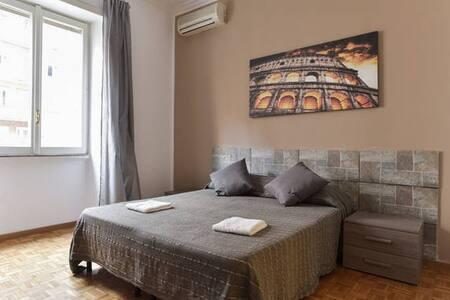 room  1 tiburtina - Roma - Other