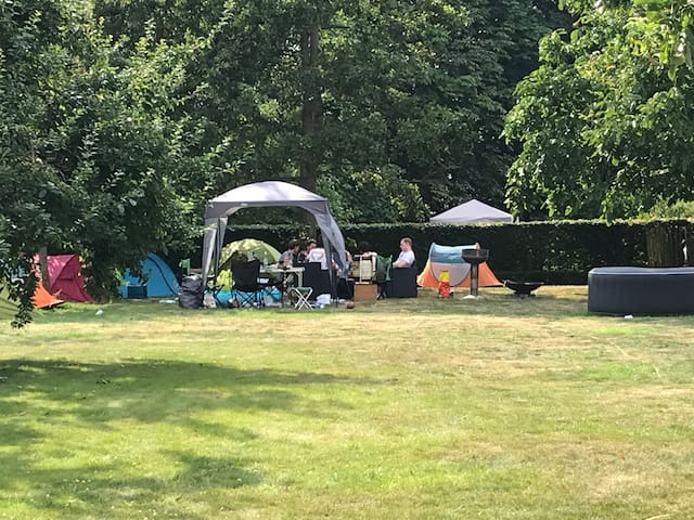 Tomorrowland Camping (Next to Dreamville!)