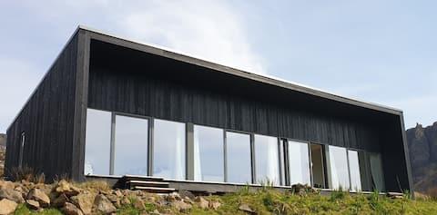 Modern home with stunning views on Isle of Eigg