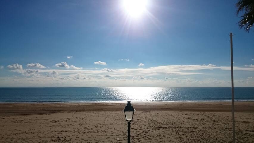 Piso cerca de la playa, Rota, Cádiz
