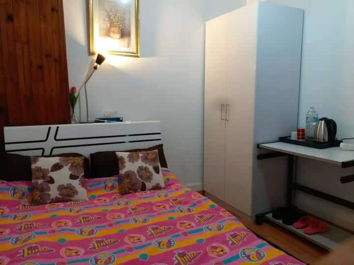 Private room3 Paris Aubervilliers,near metro line7