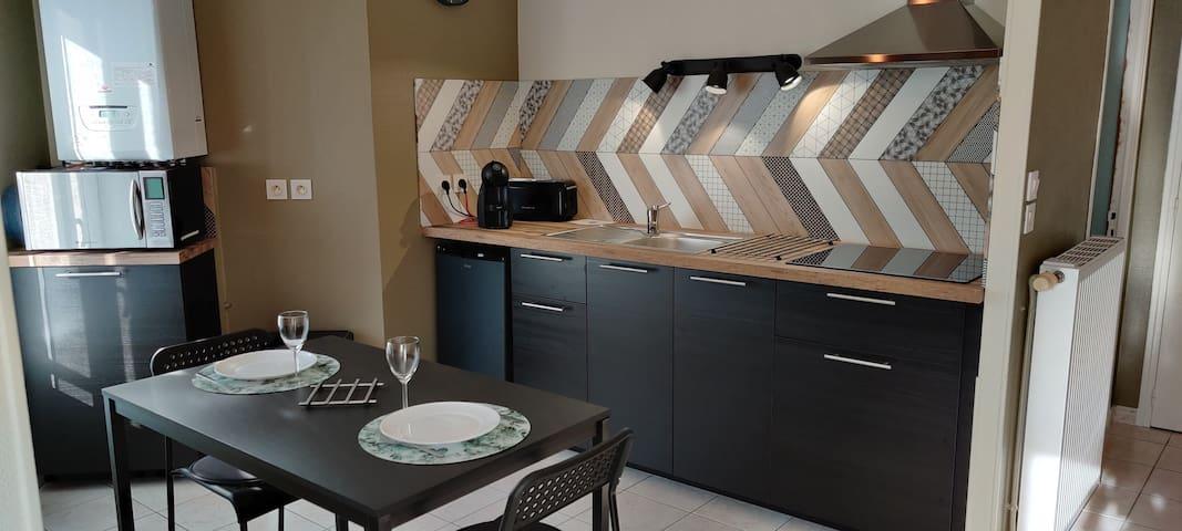 Appartement centre ville fougères bonabry