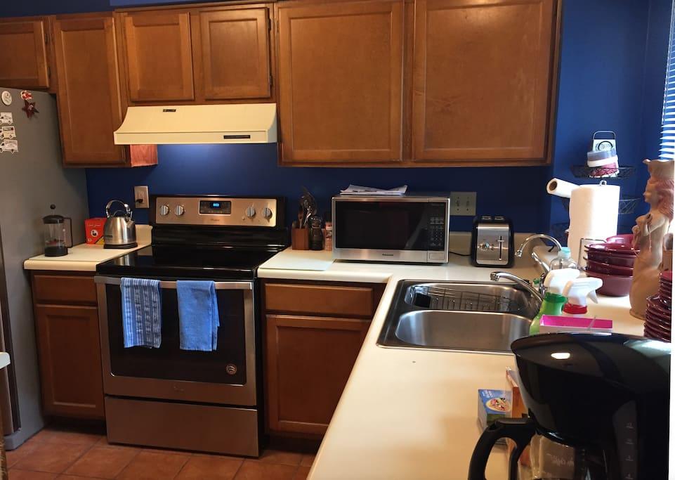 Kitchen view A