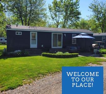 Cottage Resort Living in Lakeshore Ontario