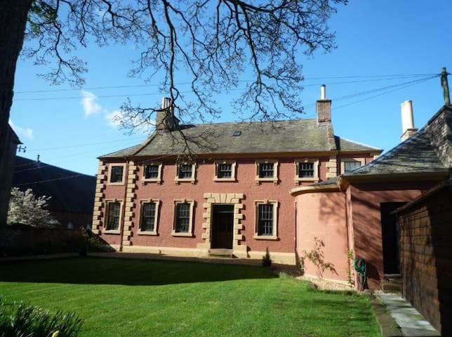 Irish Gait Guest House, Dumfries town centre - Dumfries