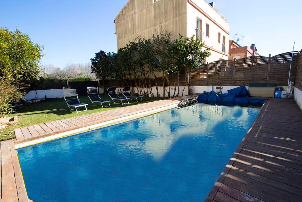 Swimming pool views