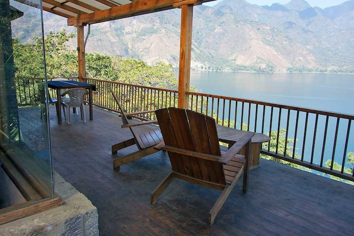 Apartment Chiya - Lago Atitlan - San Juan La Laguna - Appartement
