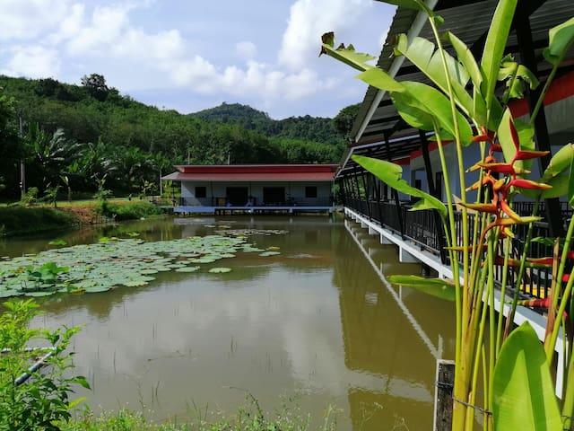 2-Bedroom (1) @ Krabi House Private Lake View