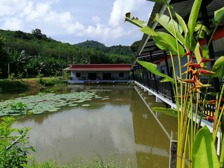 2-Bedroom (1) @ Krabi House​ Private​ Lake View