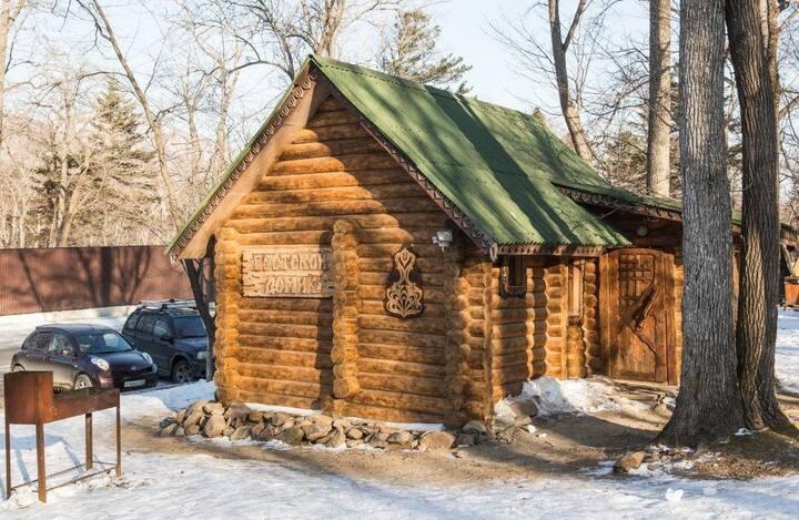 Гостевой домик (дневного отдыха)