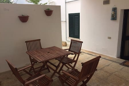 comfortable house with terrace - Acquarica del Capo - House