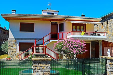 L'ârome de Ainsa - Huesca - Hus
