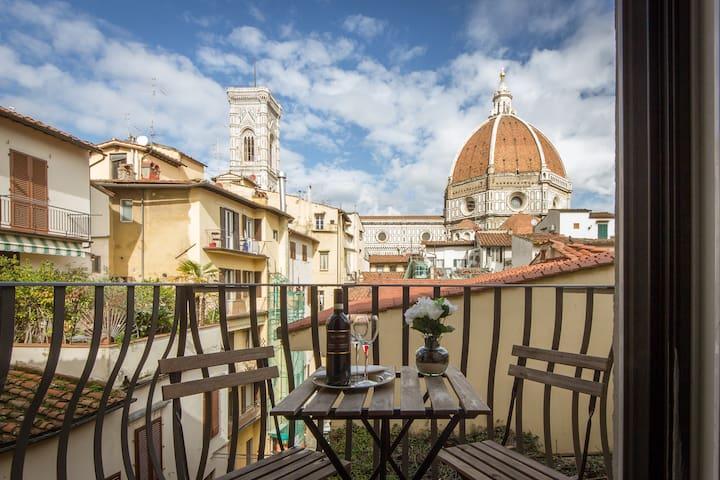 Corso Duomo View - Florença - Apartamento