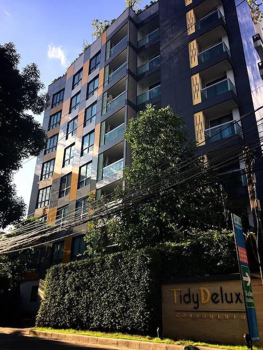 Tidy Deluxe Condominium
