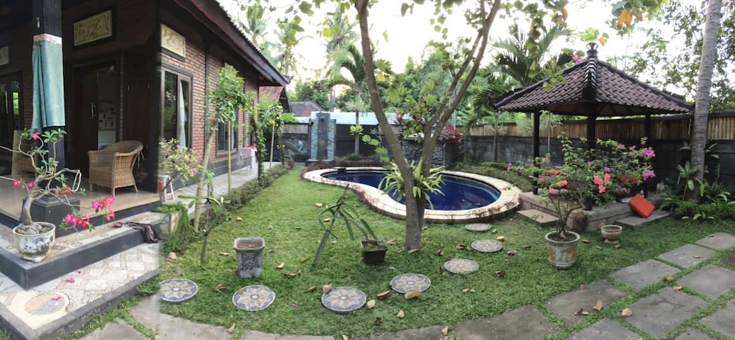 Magic Villa Patata with pool and jungle - Buleleng Regency - Rumah