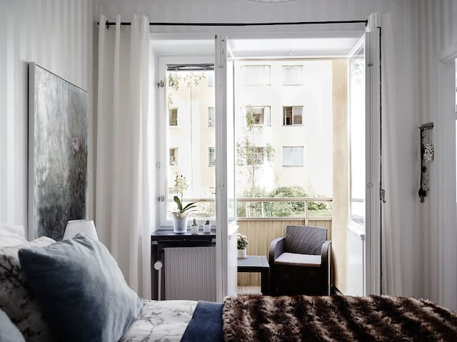 Central apartment, walking distance to everything - Stockholm - Apartment
