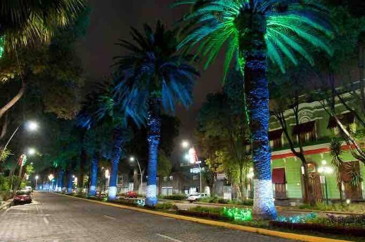 Habitación cerca de Avenida Juárez (av principal)🏙