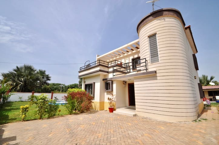 Charming New Build Villa Sanyang The Gambia