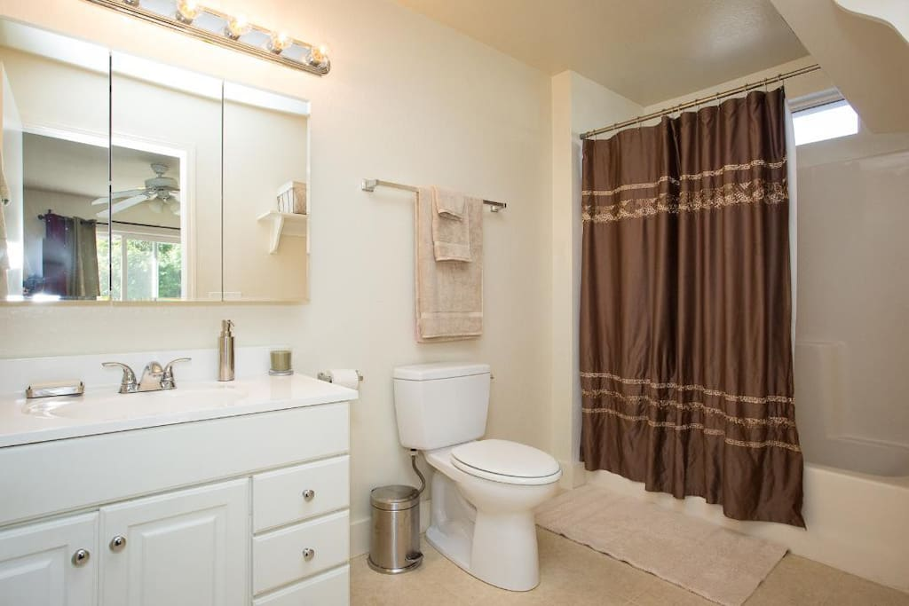 Private Bathroom/Tub