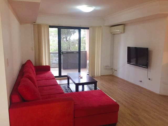 Great Location,Comfortable Apartment,2Rooms 2Baths