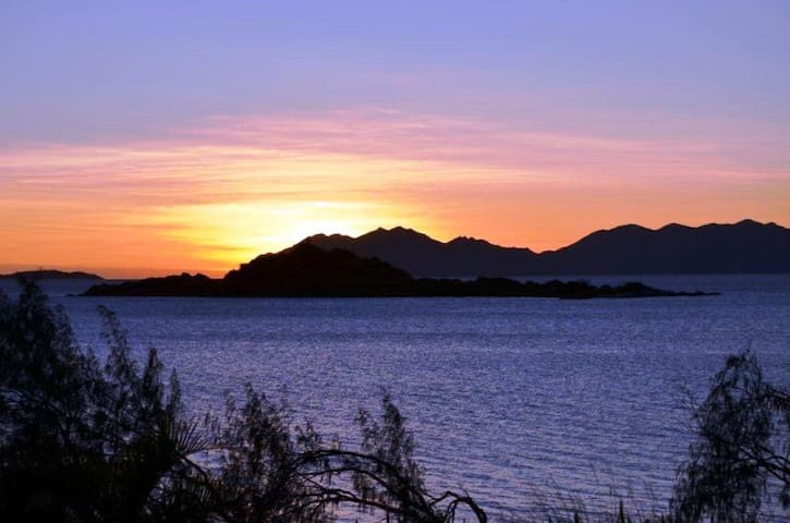 Magical views, sunsets, breeze, walks
