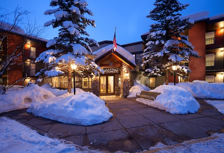 Legacy Vacation Resort- Steamboat Springs
