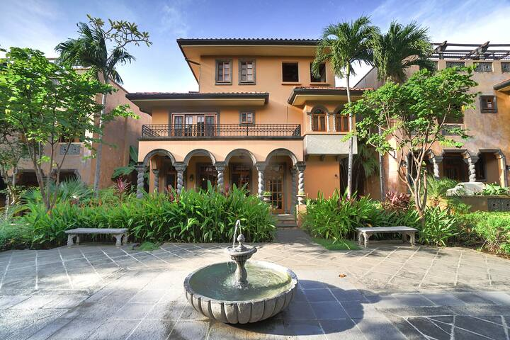 Luxury villa,private pool,near ocea