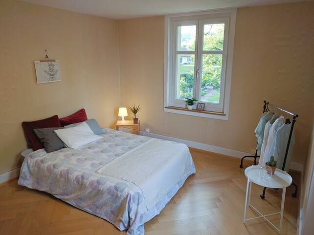 Bellevue Haus · Room with great views