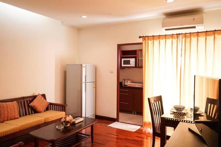 Superb Superior 1 Bedroom at Kanavera Sriracha