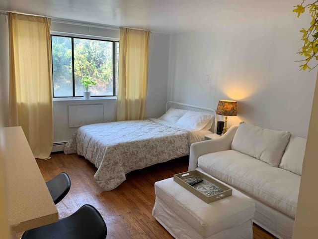 Clean & Safe Charming Studio in <3 of Inwood NYC!