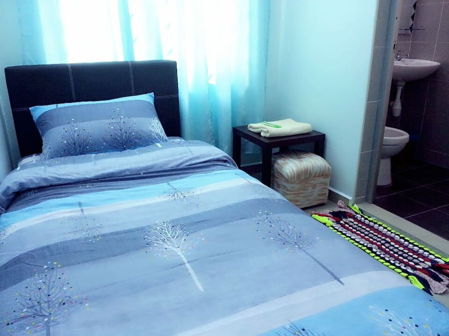 Single Room 1 &2