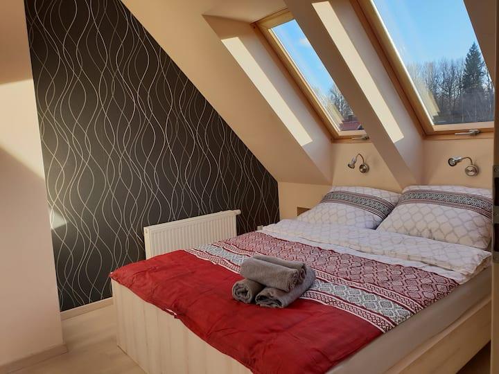 Lux Apartment Duplex