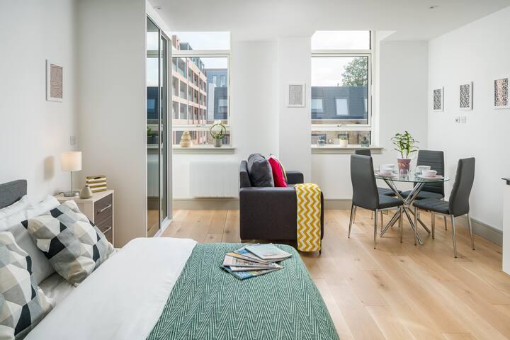Stylish Modern flat in Seven Sisters London