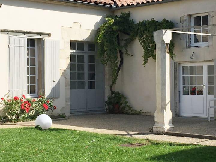 Nice Loft with terrasse, garden