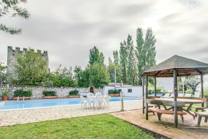 Todi Luxury Villa with pool - Massa Martana
