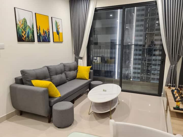 Miu Homestay 2 bedrooms @ Vinhomes Ocean Park