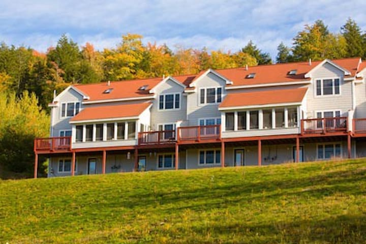 3 bedroom condo w/mountain view - NH - REDUCED!